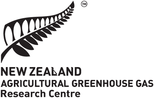 © New Zealand Agricultural Greenhouse Gas Research Centre logo